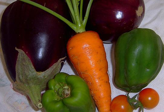 Comida rica y sana gracias a las verduras ecológicas