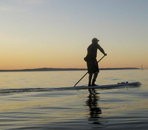 Tablas paddle surf hinchables: ¿ideales para ti?