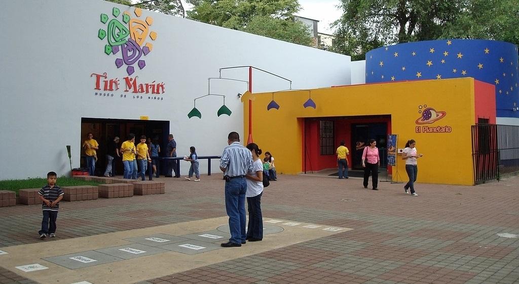 Tin Marín museo